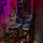 La chaise de bondage
